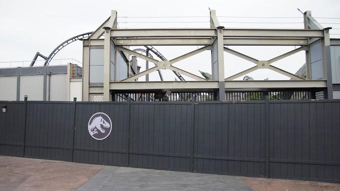 Universal Orlando Resort começa testes de sua próxima novidade, a VelociCoaster - Atualização 8