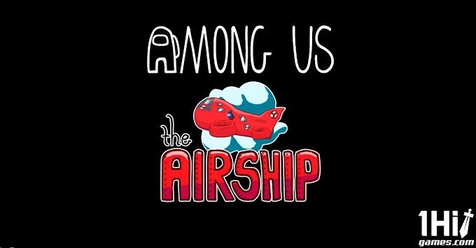 Among Us – Como usar os dutos no mapa Airship
