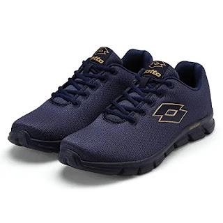 Lotto Vertigo gym shoes for men