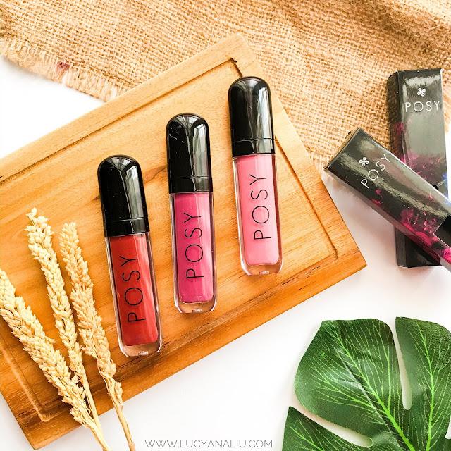 Posy Beauty Lipstick Matte
