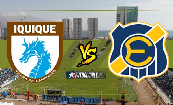 Deportes Iquique vs Everton,