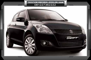 New Swift warna Hitam