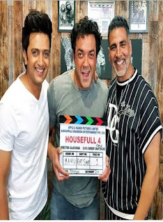 Housefull 4 (2019) Official Poster