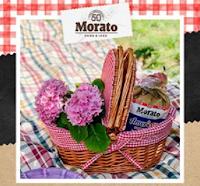 Logo Concorso Morato Pane : vinci gratis 15 Cesti da Picnic con prodotti (valore 50€)