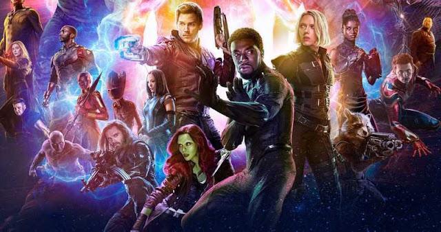 MCU, Avengers endgame, infinity saga