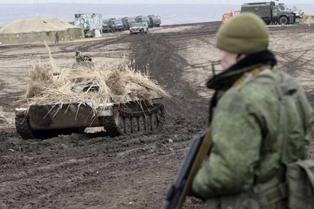 Hadapi Ukraina, Pemberontak Mengadakan Latihan Besar-Besaran