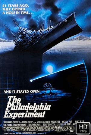 El Experimento Filadelfia 1080p Latino