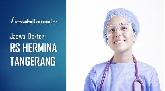 Jadwal Dokter RS Hermina Tangerang