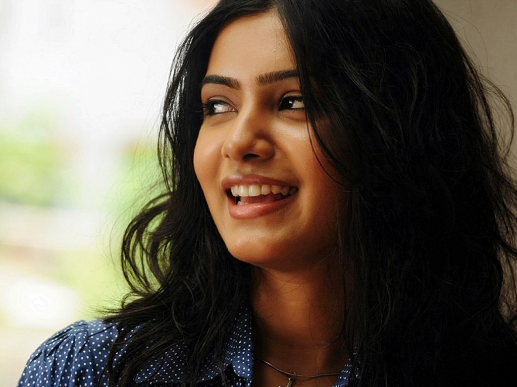 Samantha Ruth Prabhu HD Wallpapers ~ WALL PC