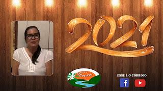 Mensagem de ano novo da Ex-vice-prefeita Dra. Marília