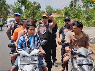 Begal Mencoba Beraksi di Kabupaten Lumajang, Berhasil Diringkus Tim Cobra Polres Lumajang