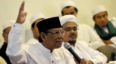 Soal Penistaan Agama, KH Hasyim Muzadi: Pemerintah Urusi yang Bukan Inti Persoalan