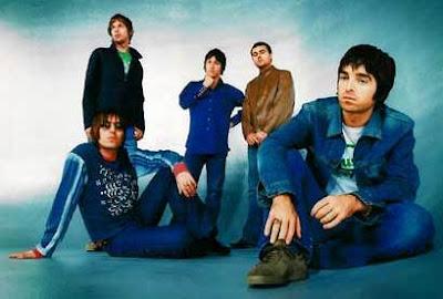 Foto de Oasis con 5 integrantes
