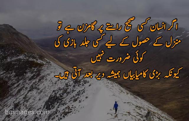 beautiful Urdu Quotes on life