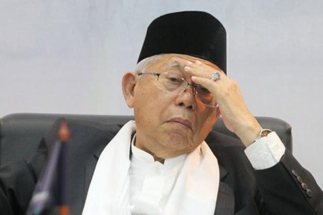 Ma'ruf Amin Tak Dimasukkan dalam Daftar Ulama Berpengaruh, Ini Alasan LSI