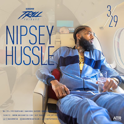 THE GAME, DJ KHALED, & RODDY RICCH PAY TRIBUTE TO NIPSEY HUSSLE ON DEATH ANNIVERSARY