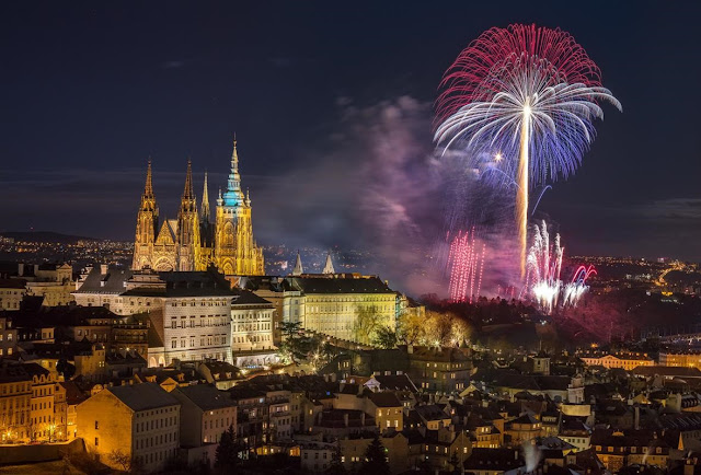 Blog Apaixonados por Viagens - República Tcheca - Natal e Ano Novo