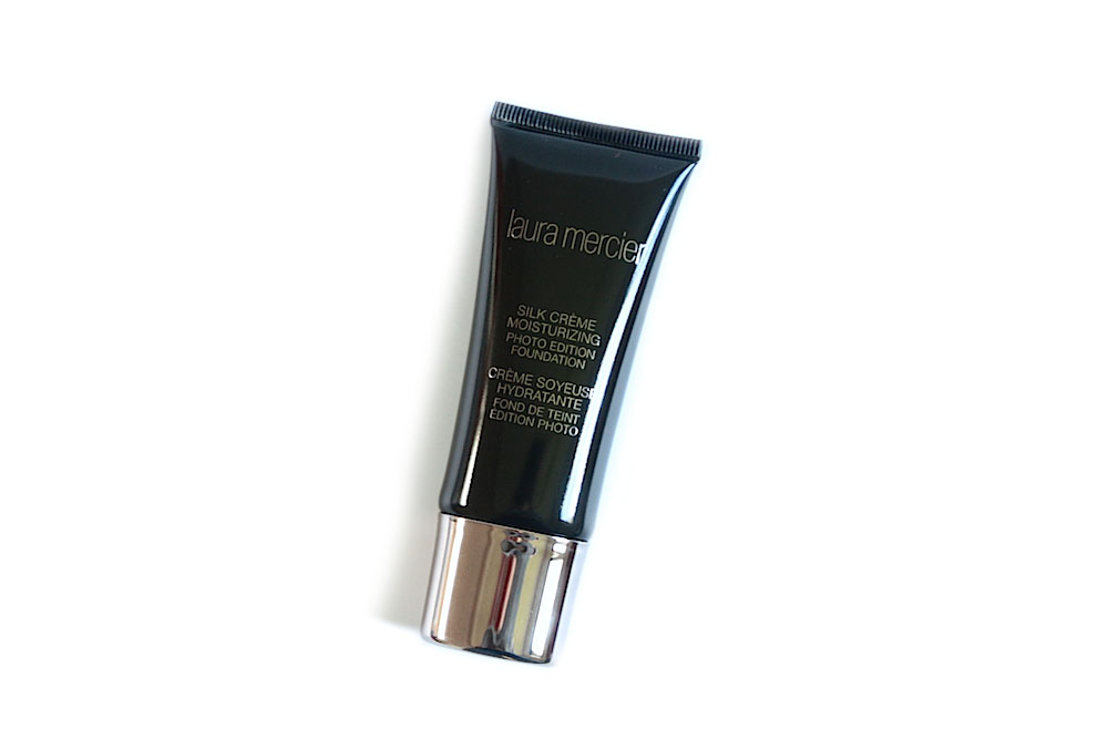 laura mercier silk creme moisturizing photo edition foundation crème soyeuse hydratante fond de teint édition photo avis test swatch