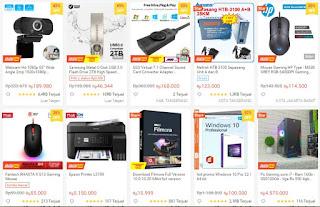 Jualan Online yang Laris Aksesoris dan Perangkat Komputer