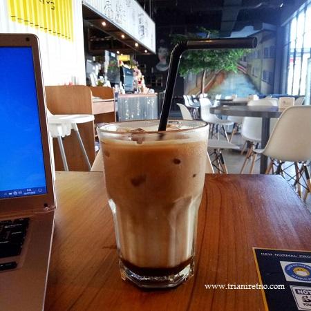 kopi aren priangan