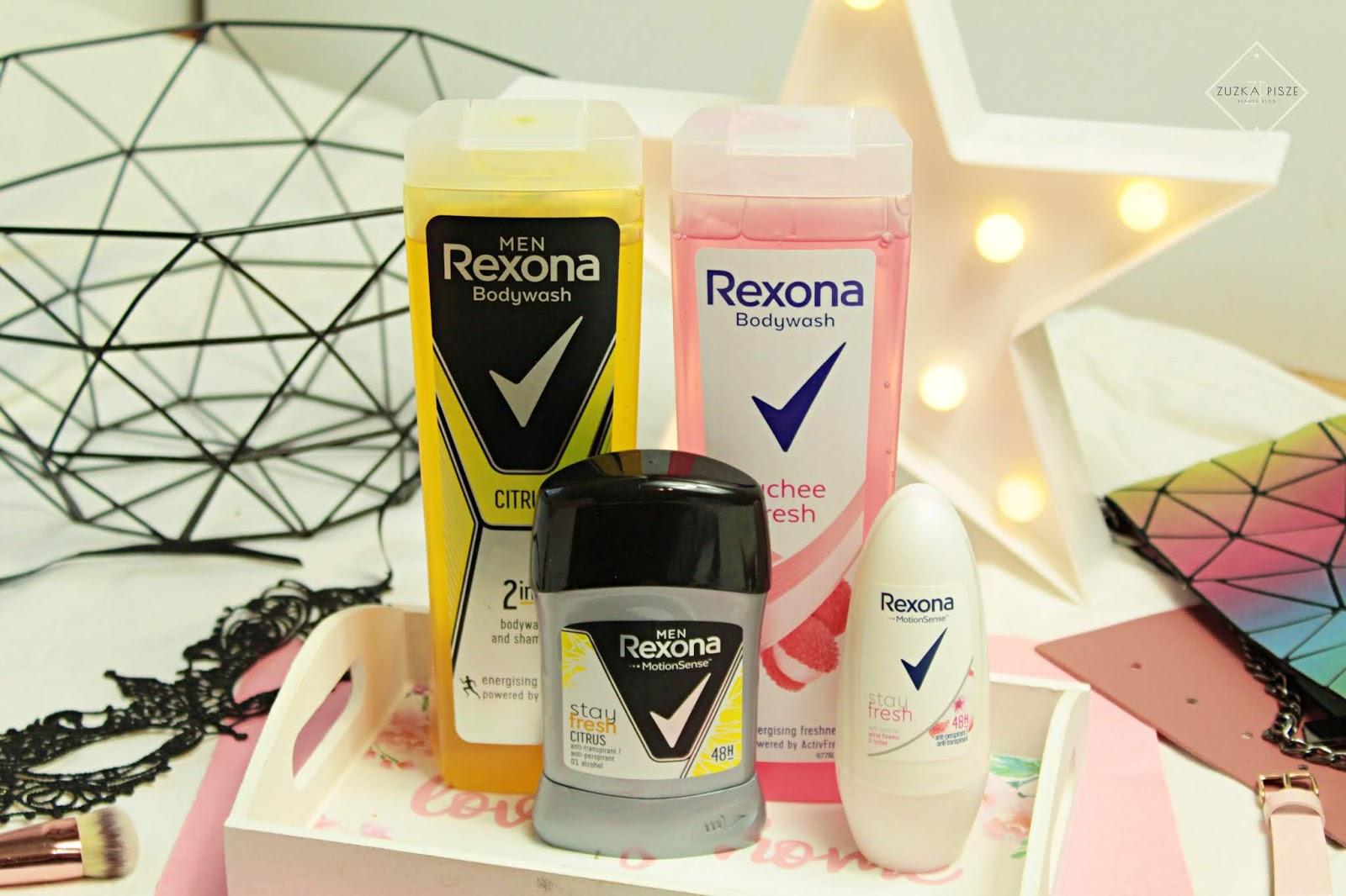 kosmetyki REXONA