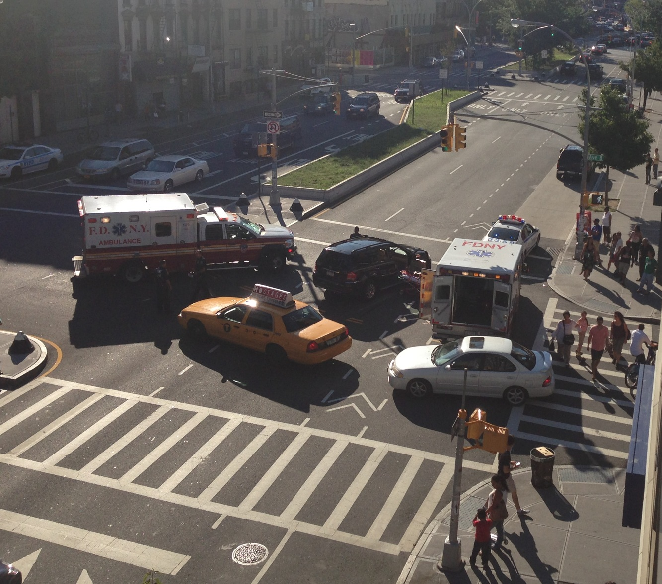 EV Grieve: More Accidents On East Houston Street