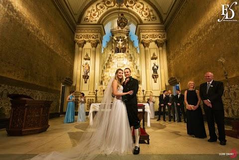 Raquel ♥ Per | Destination Wedding em Porto Alegre | Casamento | Praça dos Fundadores