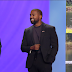 Vídeo: Joel Osteen y Kanye West 'caminan sobre las aguas'