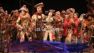 """Presentación con Letra Comparsa """"Los Carnivales"""" de Antonio Martínez Ares (2019)"""