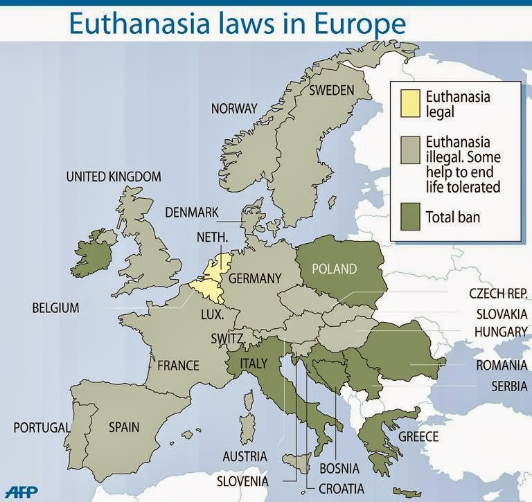 Cempaka Health Welfare And Society Belgian Law On Euthanasia For