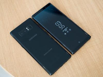 سعر و مواصفات جهاز جالاكسي نوت Galaxy Note8