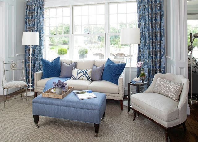 hampton designer showhouse den
