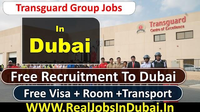Transguard Jobs Vacancies In Dubai - UAE 2021