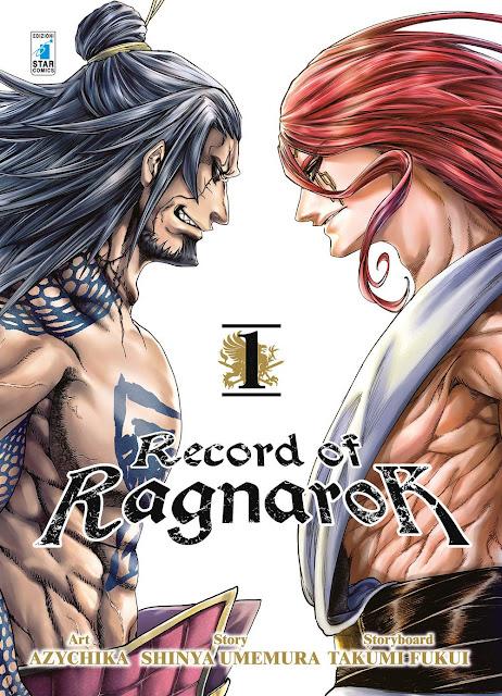 RECORD OF RAGNAROK #1