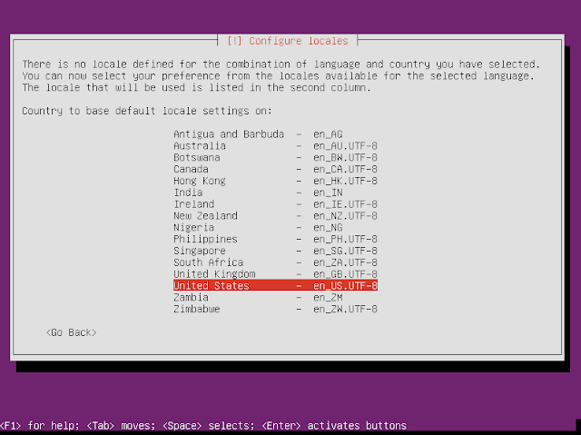 cara install ubuntu server dengan mudah