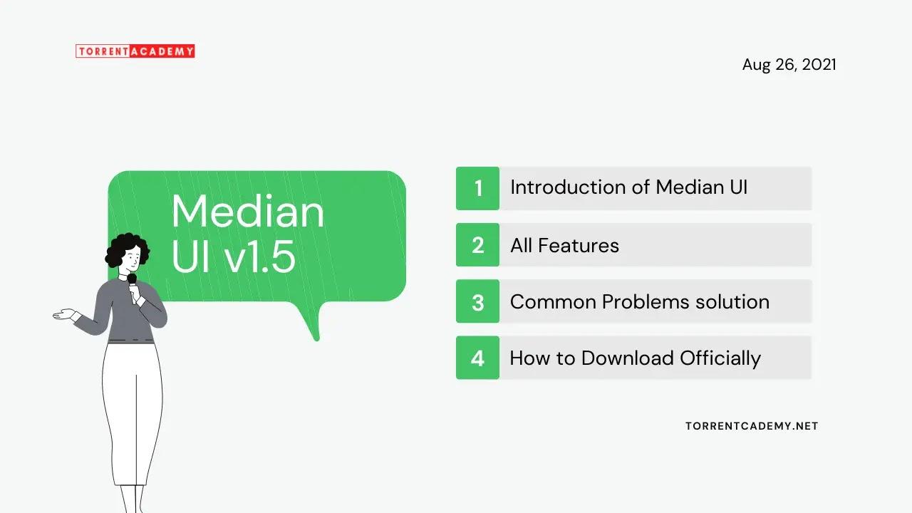Median-UI-blogger-template-full-details