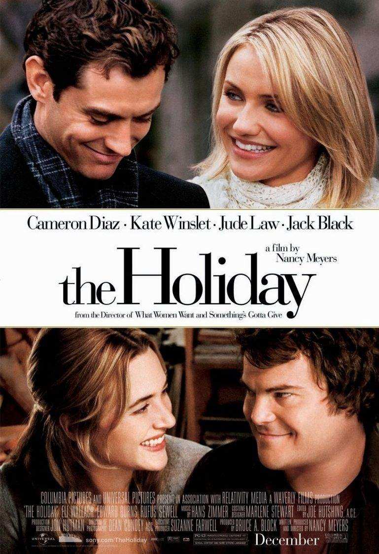 The Holiday (2006) ταινιες online seires oipeirates greek subs