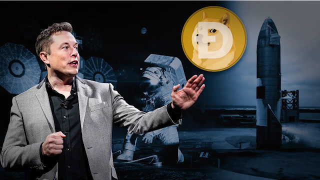 SpaceX Will Launch a Satellite to the Moon, Funded with Dogecoin Cryptocurrency