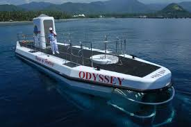 All about bali Odyssey Submarine