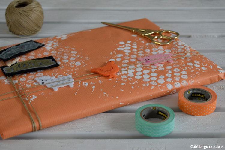 Packaging para regalar tus manualidades o proyectos creativos de cuarentena