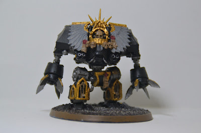 Fleshtearers Chaplain Dreadnought