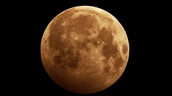carbono na lua