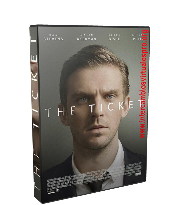 The Ticket poster box cover