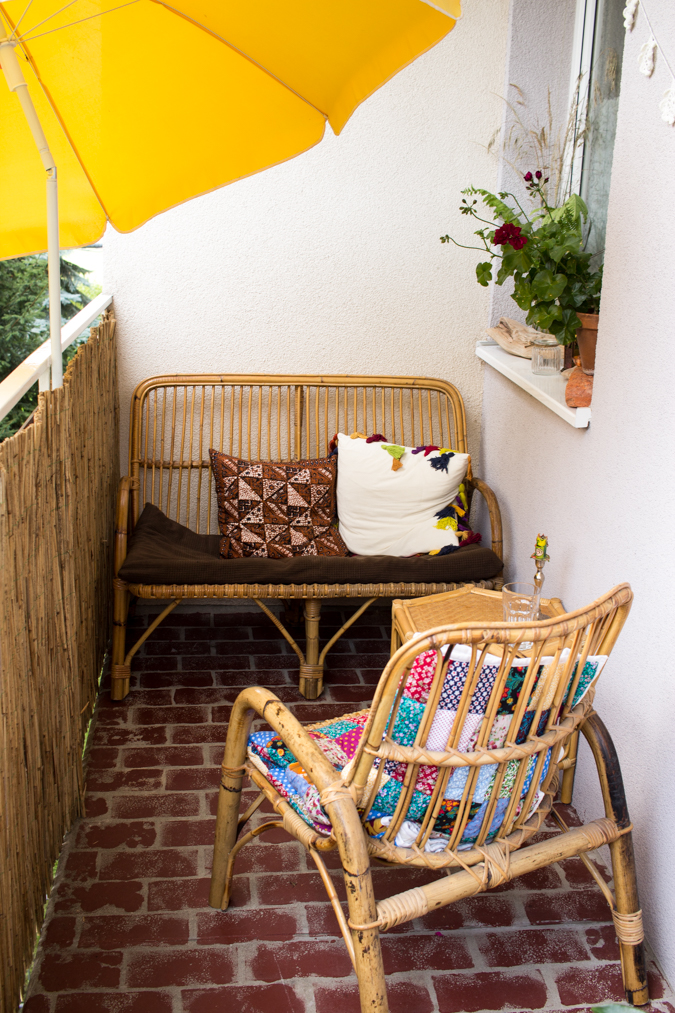 hippie flair am balkon green bird diy mode deko und interieur. Black Bedroom Furniture Sets. Home Design Ideas