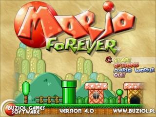 لعبة ماريو للأبد - mario forever