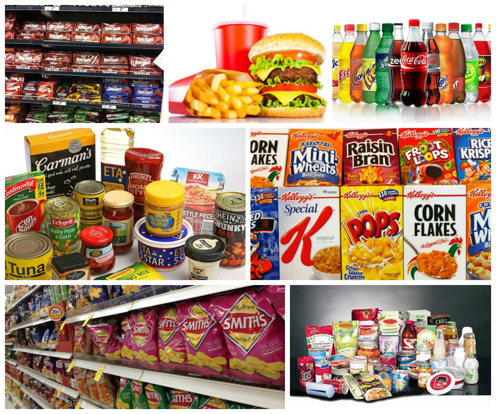Processed Foods With High Fat Content