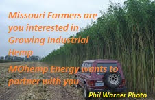 Missouri Farmers Hemp Invitation MoHemp Energy