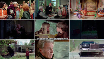 La montaña embrujada (1975) Escape to Witch Mountain - Ver capturas online