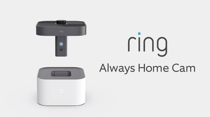 Ring Always Home Cam-Drone Security System Patrol