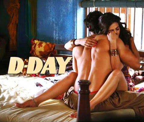 Shruti Hassan Hot D Day movie